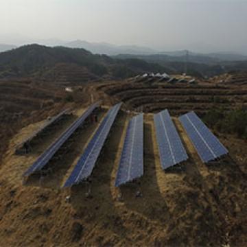 太陽能村級電站解決方案