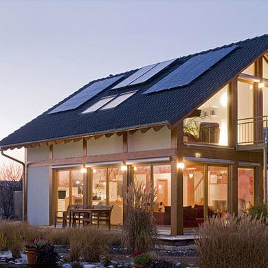 家庭智慧能源解決方案