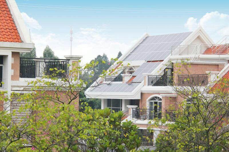 東莞戶用太陽能項目