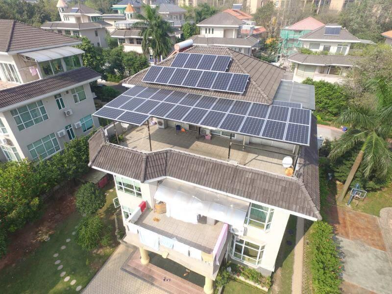 佛山戶用太陽能電站
