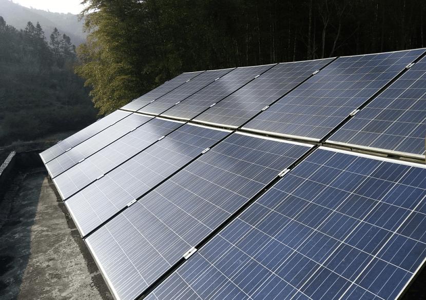 江西戶用太陽能項目