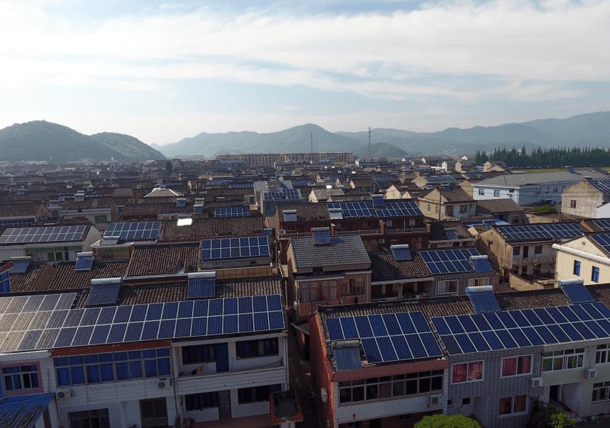 寧波貝達新能源屋頂太陽能發電項目