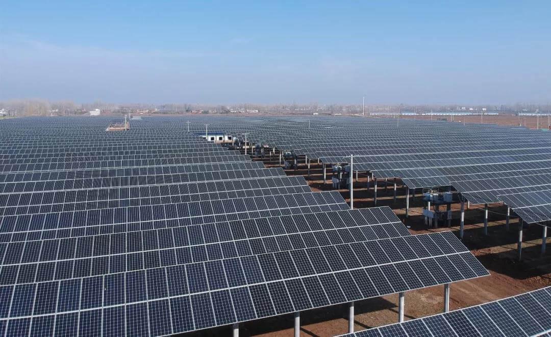 安徽省阜南縣太陽能扶貧項目
