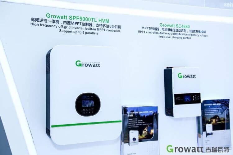 古瑞瓦特提出最新太陽能+儲能方案 加速布局台灣市場