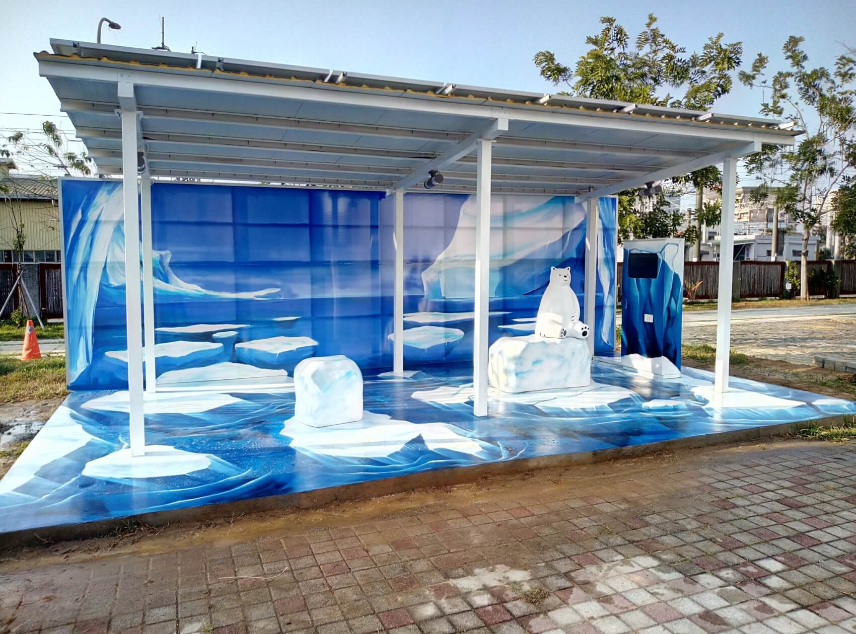 嘉義文化創意產業園區太陽能儲能發電項目