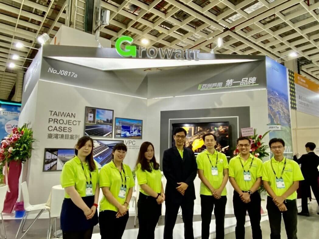Growatt 變流器年出貨7GW 攜手『晉好能源』卡位台灣